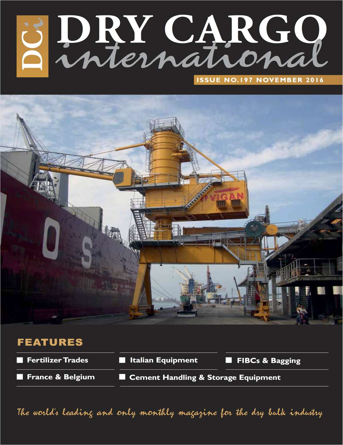 Dry Cargo International (DCi) - November 2016 Issue