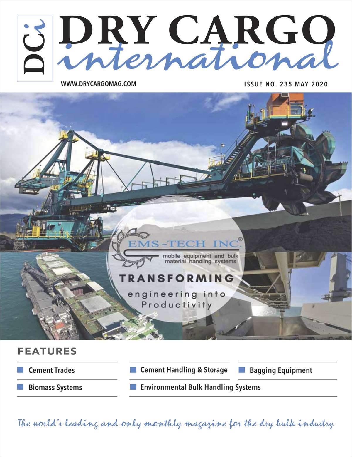 Dry Cargo International (DCi) - May 2020 Issue
