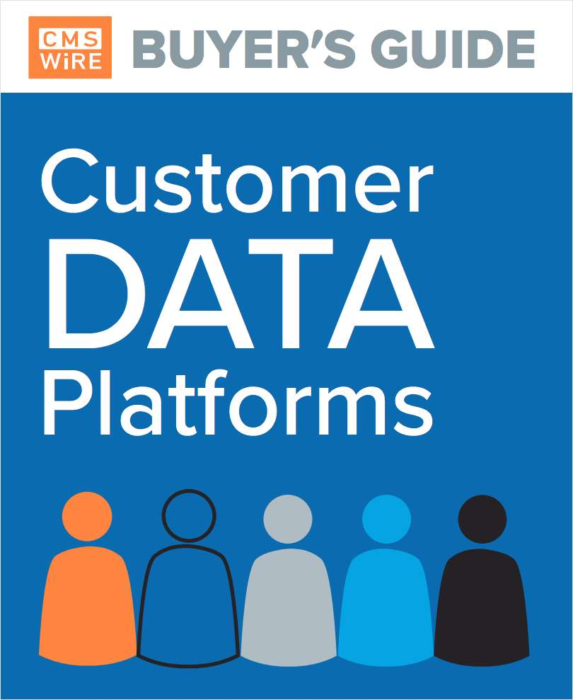 Buyer's Guide: Customer Data Platforms