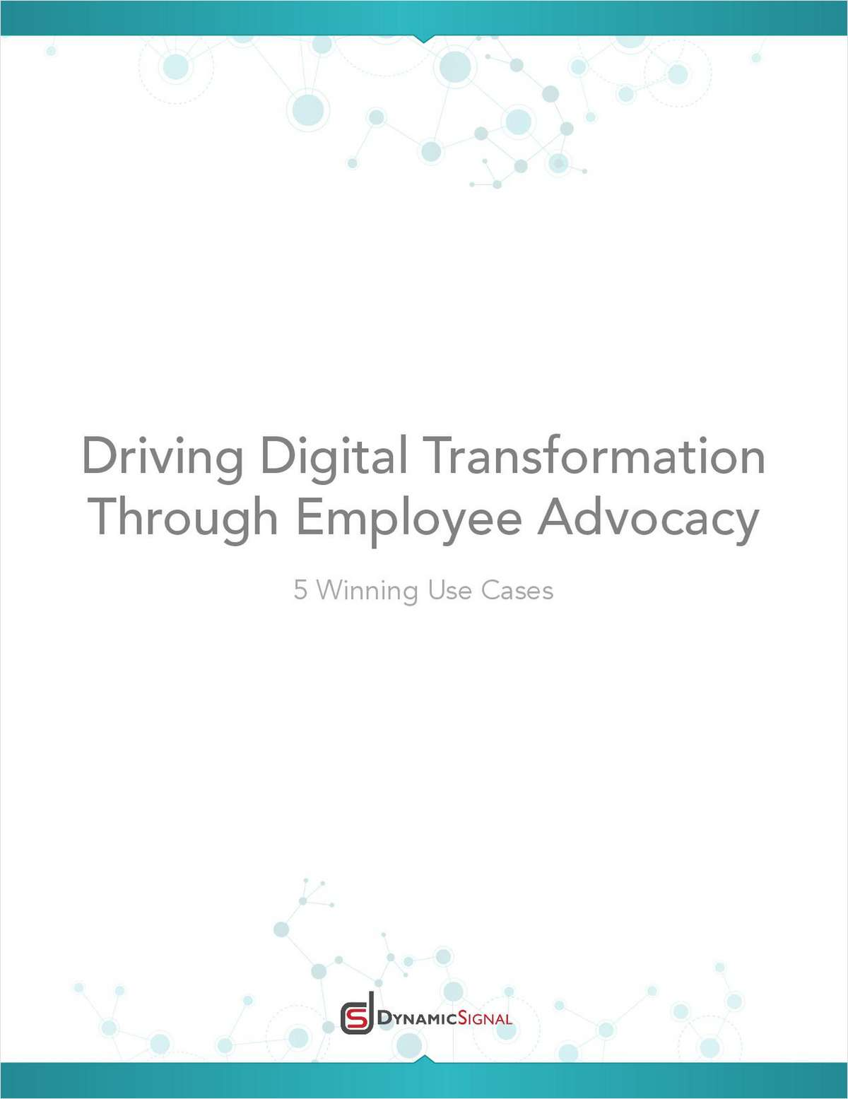 Driving Digital Transformation Through Employee Advocacy