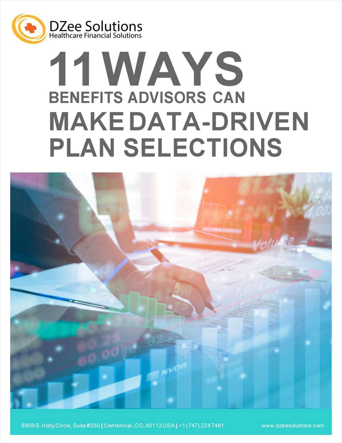 11 Ways Benefits Advisors Can Make Data-Driven Plan Selections