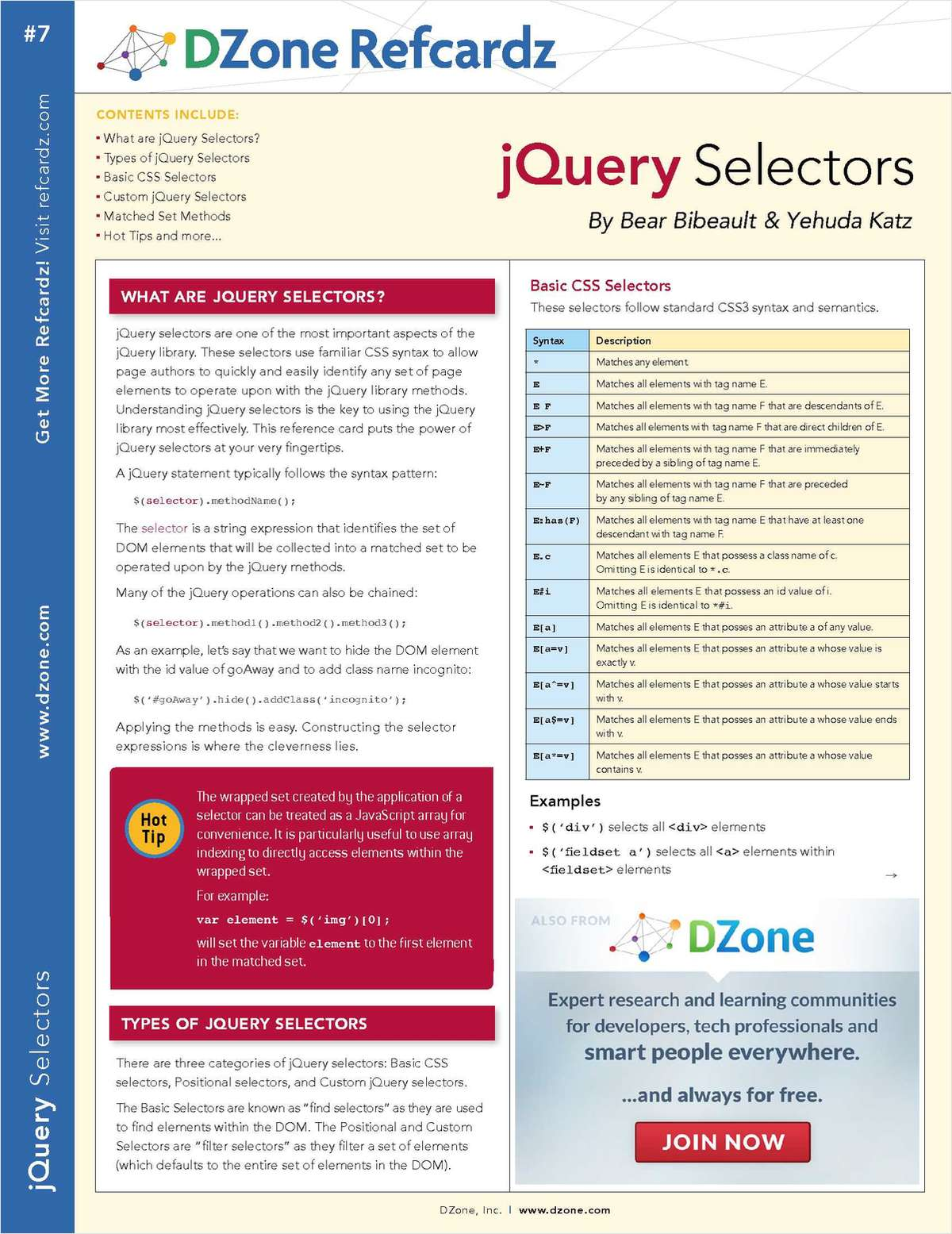 Getting Started With jQuery Selectors