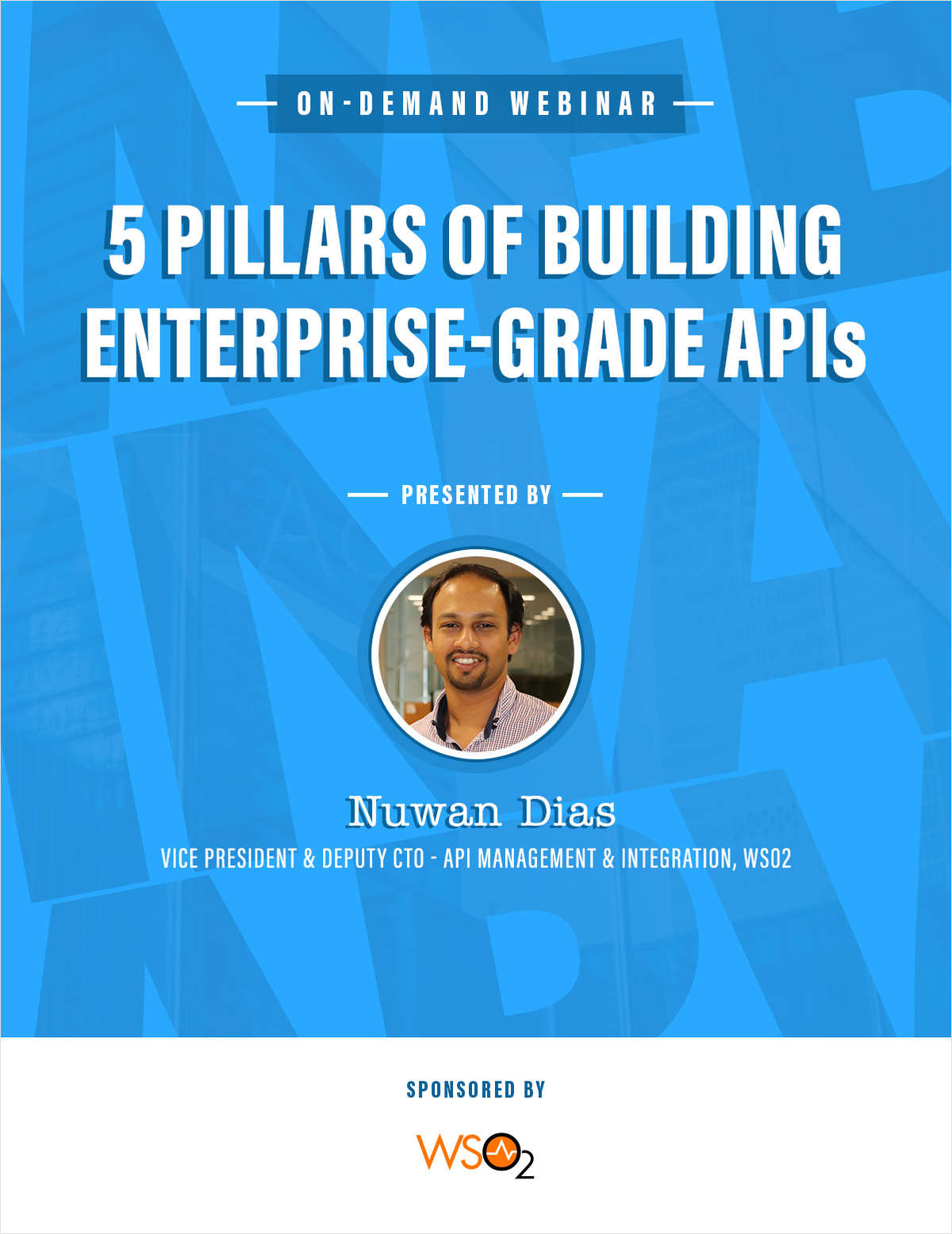 5 Pillars of Building Enterprise-Grade APIs