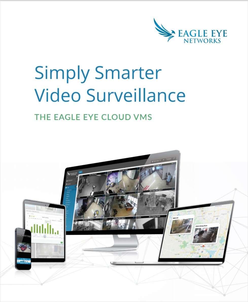 Modernize Your Video Surveillance with Cloud