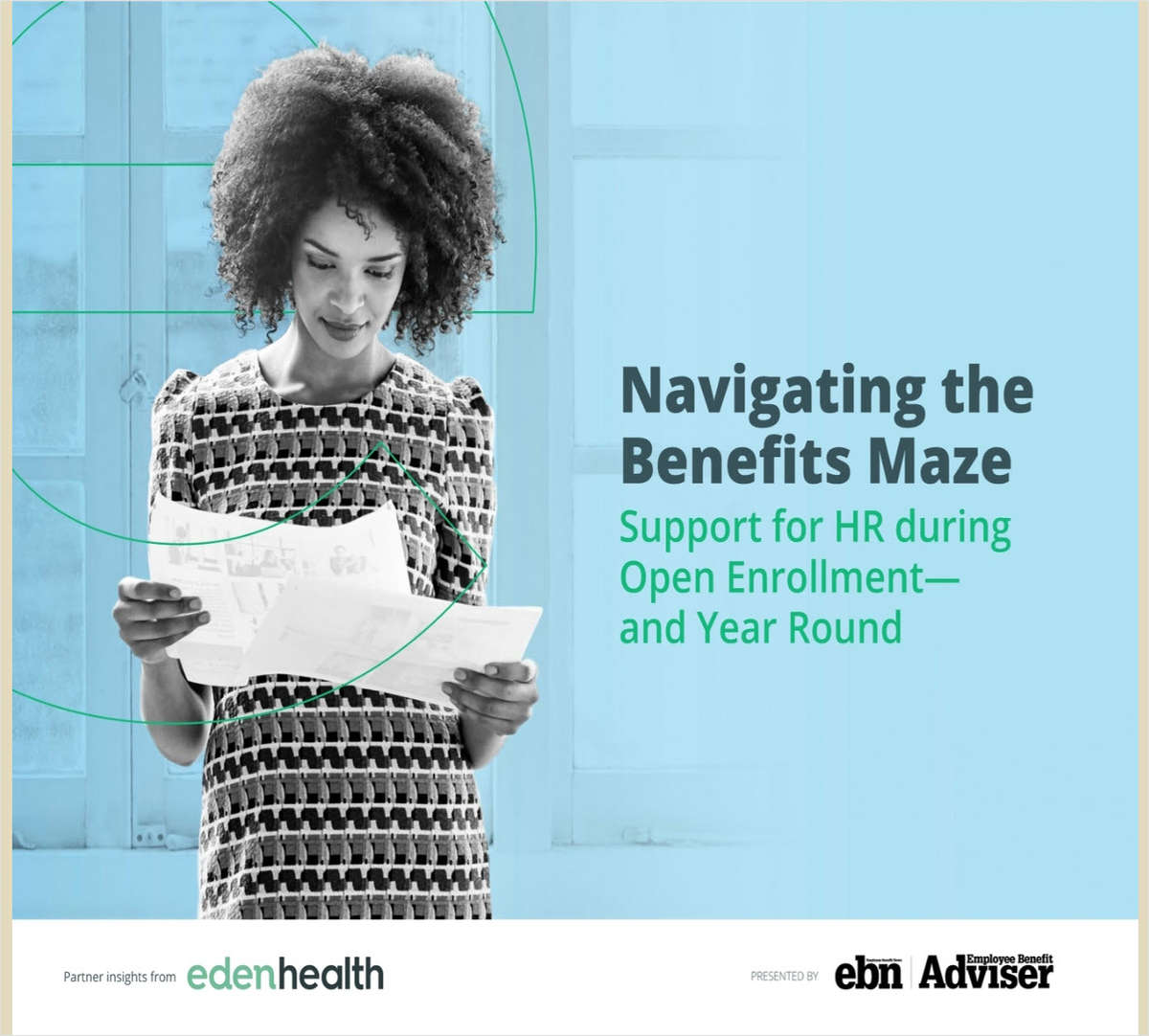 Navigating the Benefits Maze: Support for HR during Open Enrollment -- and Year Round