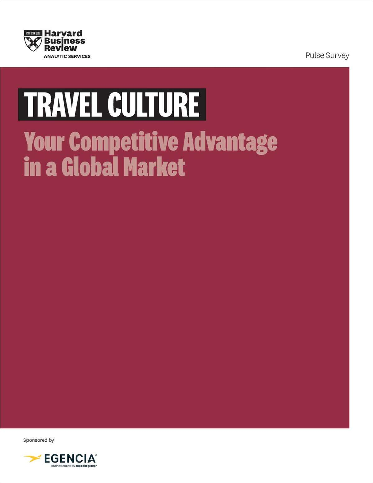 Travel Culture: Your Competitive Advantage