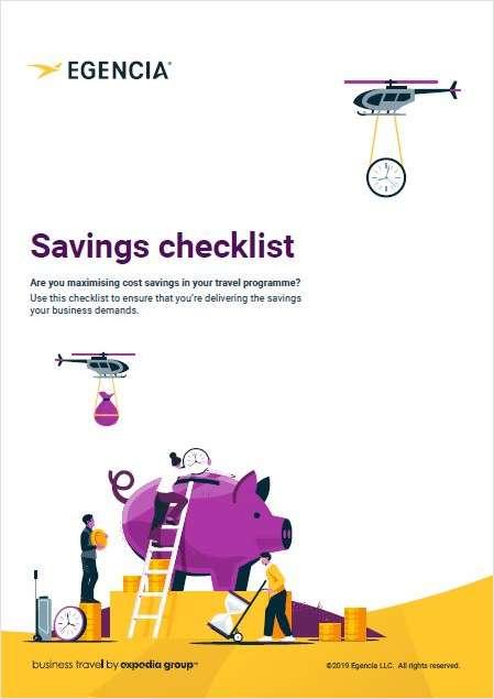 4 Ways to Maximize Business Travel Savings