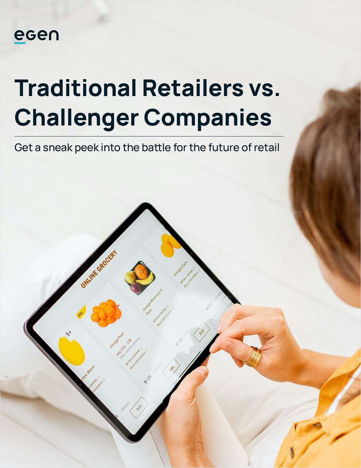 Traditional Retailers vs. Challenger Companies
