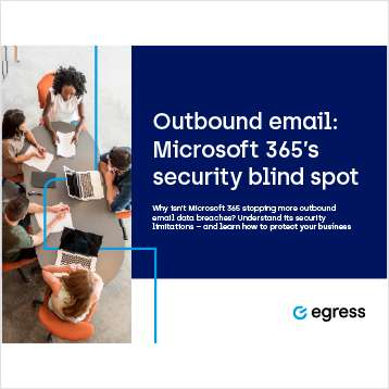 Outbound email: Microsoft 365's security blind spot