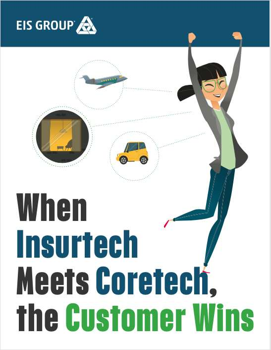 When Insurtech Meets Coretech, the Customer Wins