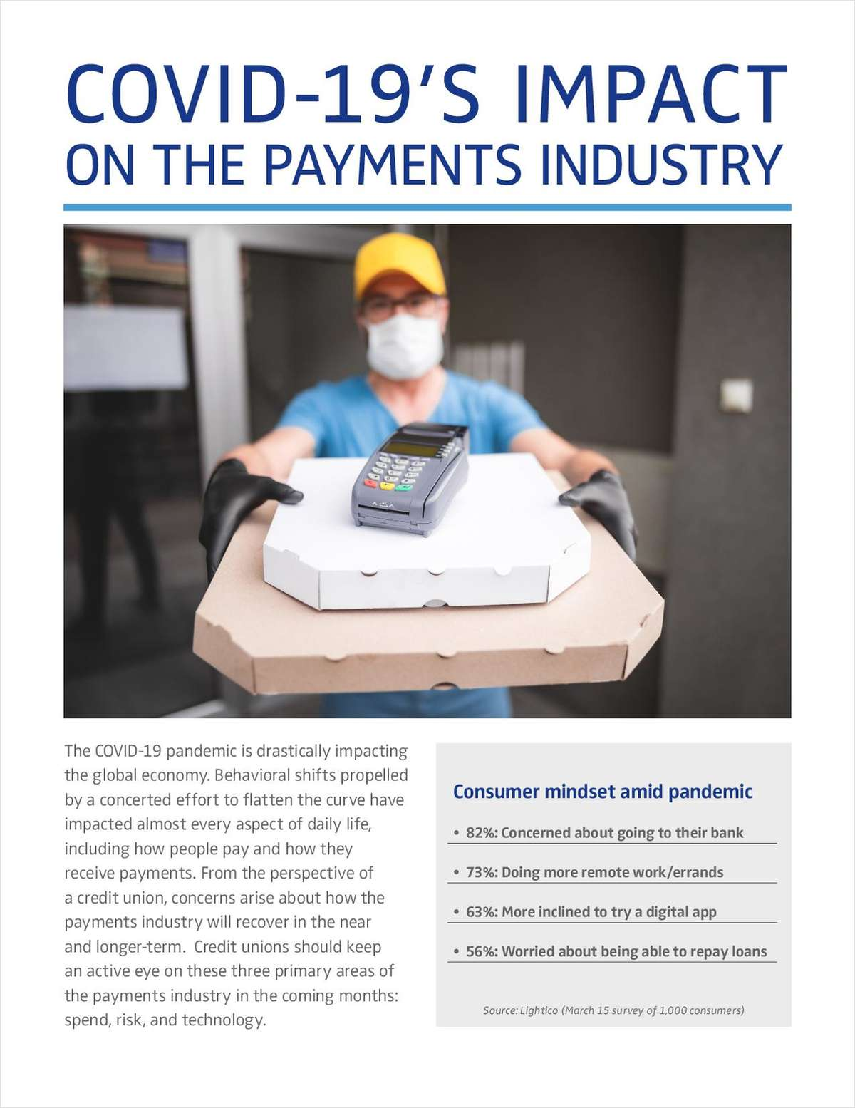 Covid-19's Impact on the Payments Industry