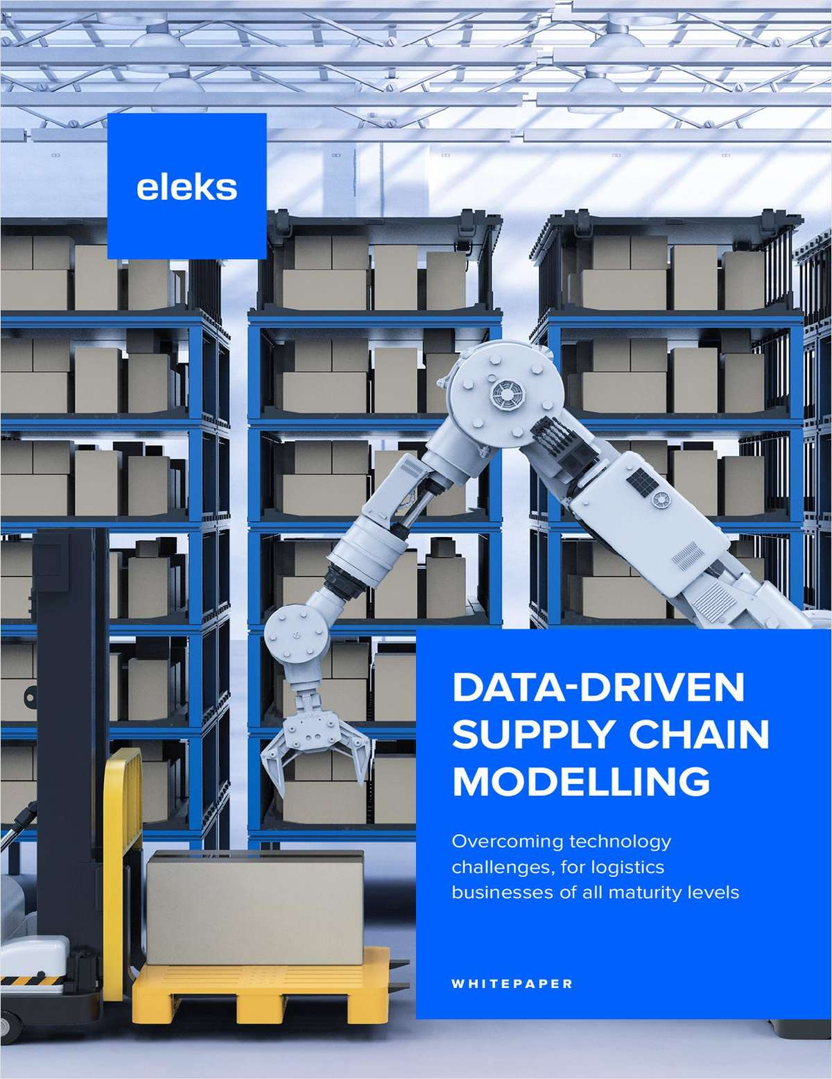 Data-driven Supply Chain Modelling