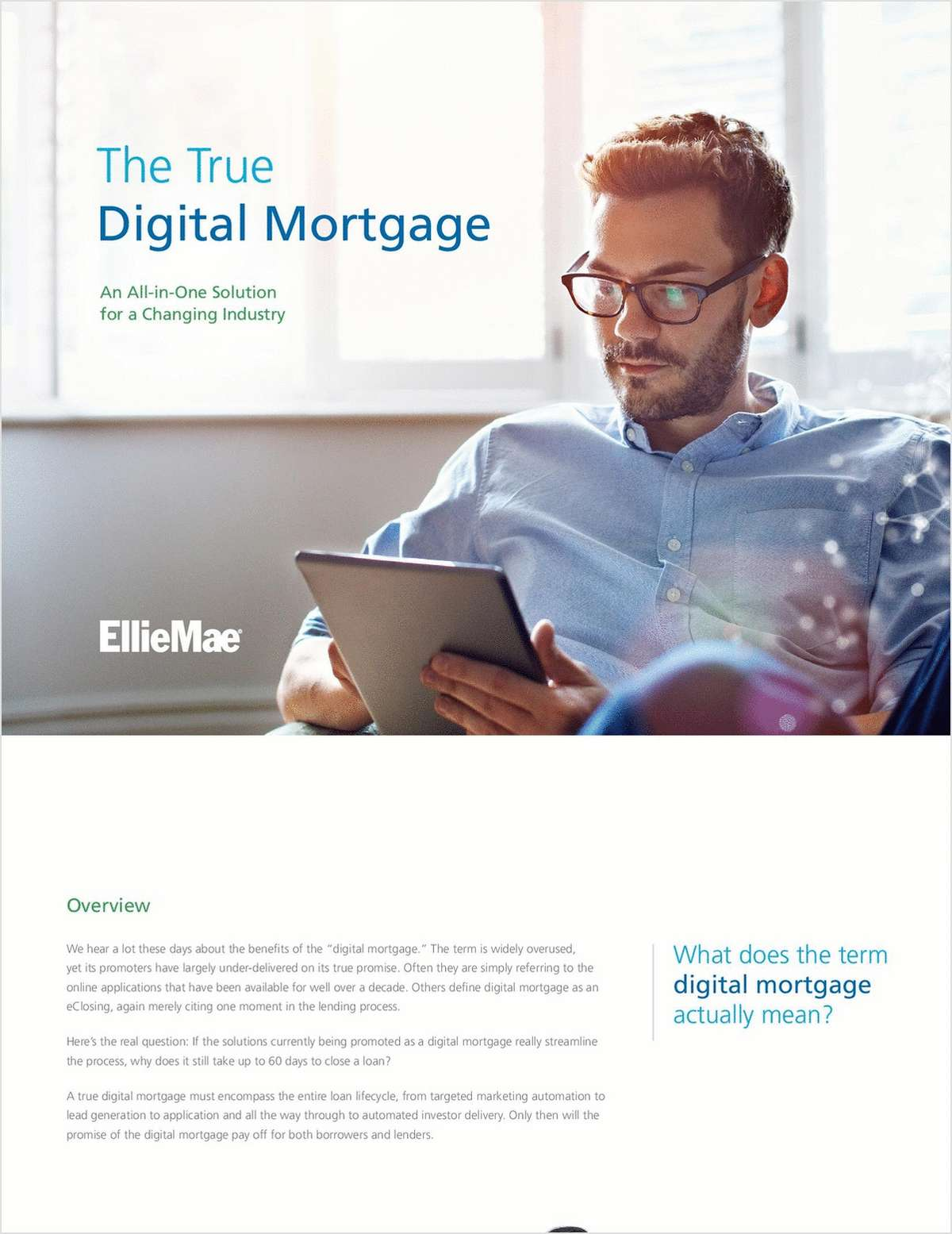 How a True Digital Mortgage Delivers an Experience Members Want