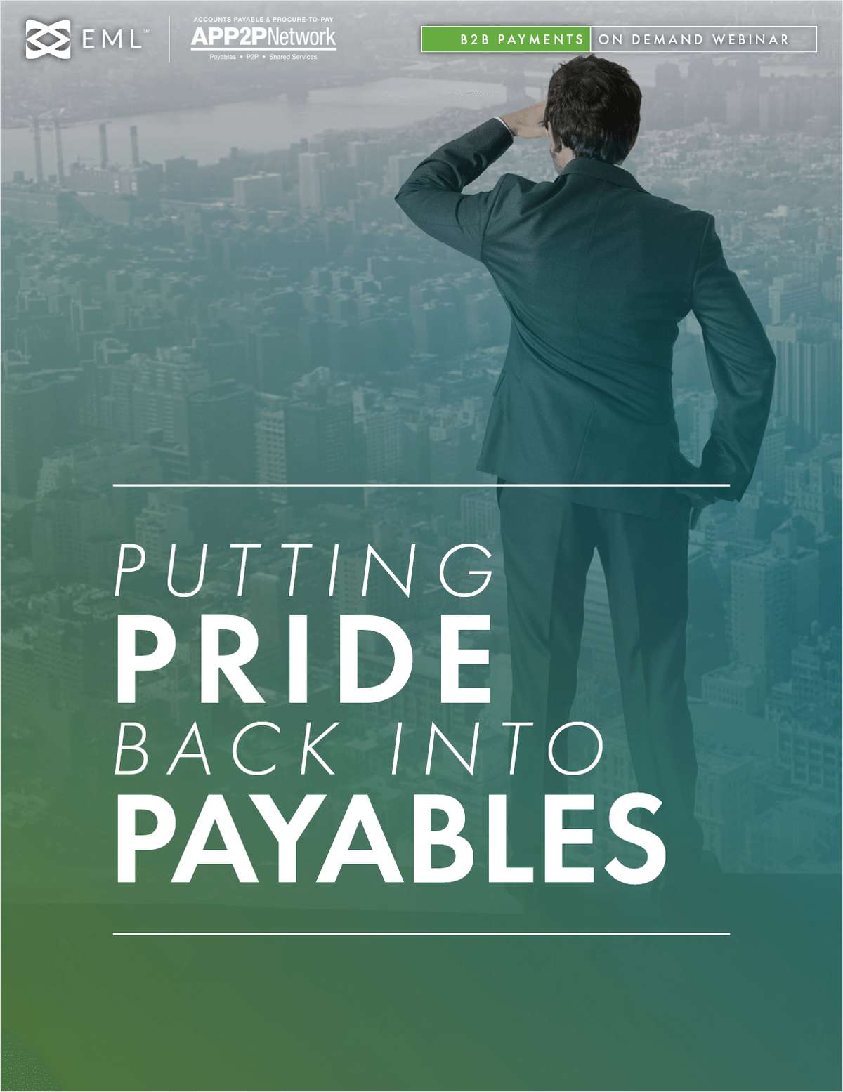 Recorded Webinar: Putting Pride Back into Payables