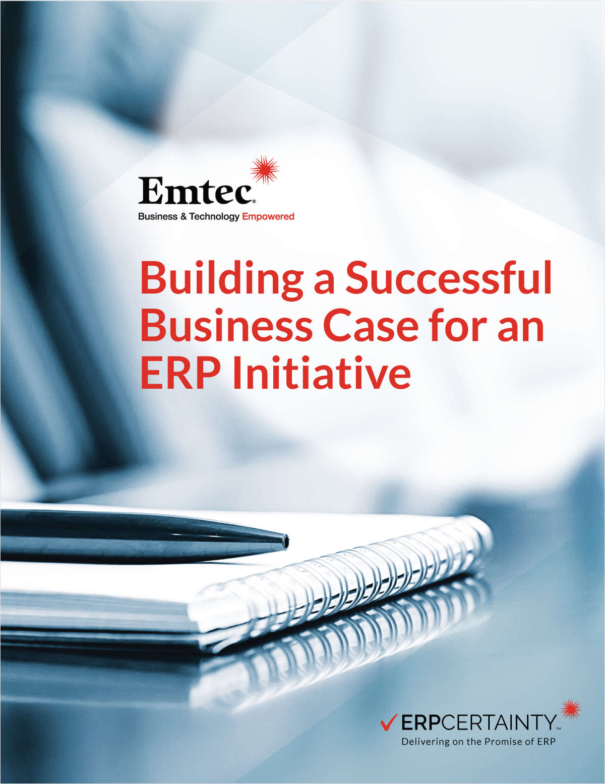 Building a Successful Business Case for an ERP Initiative