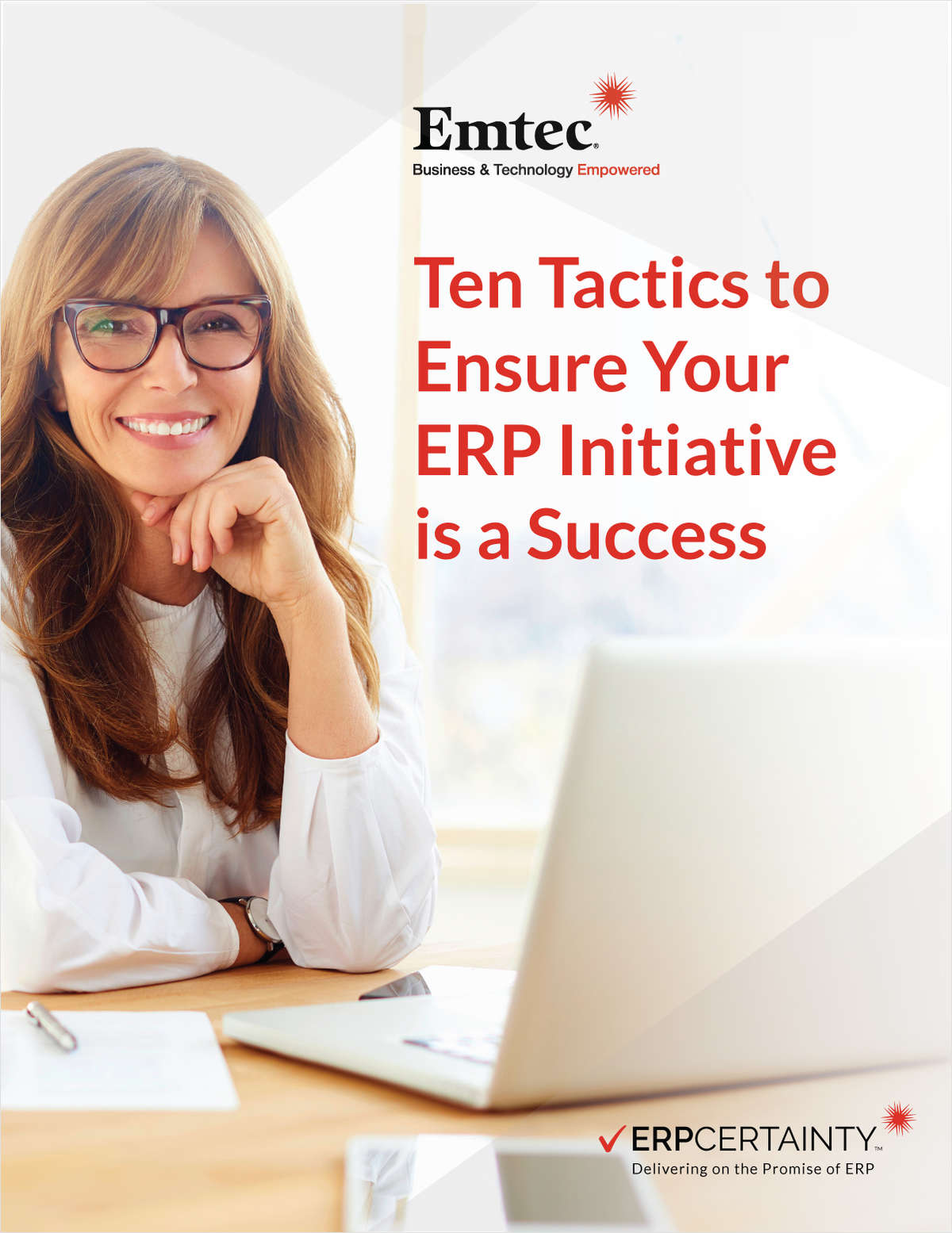 Ten Tactics to Ensure Your ERP Initiative is a Success