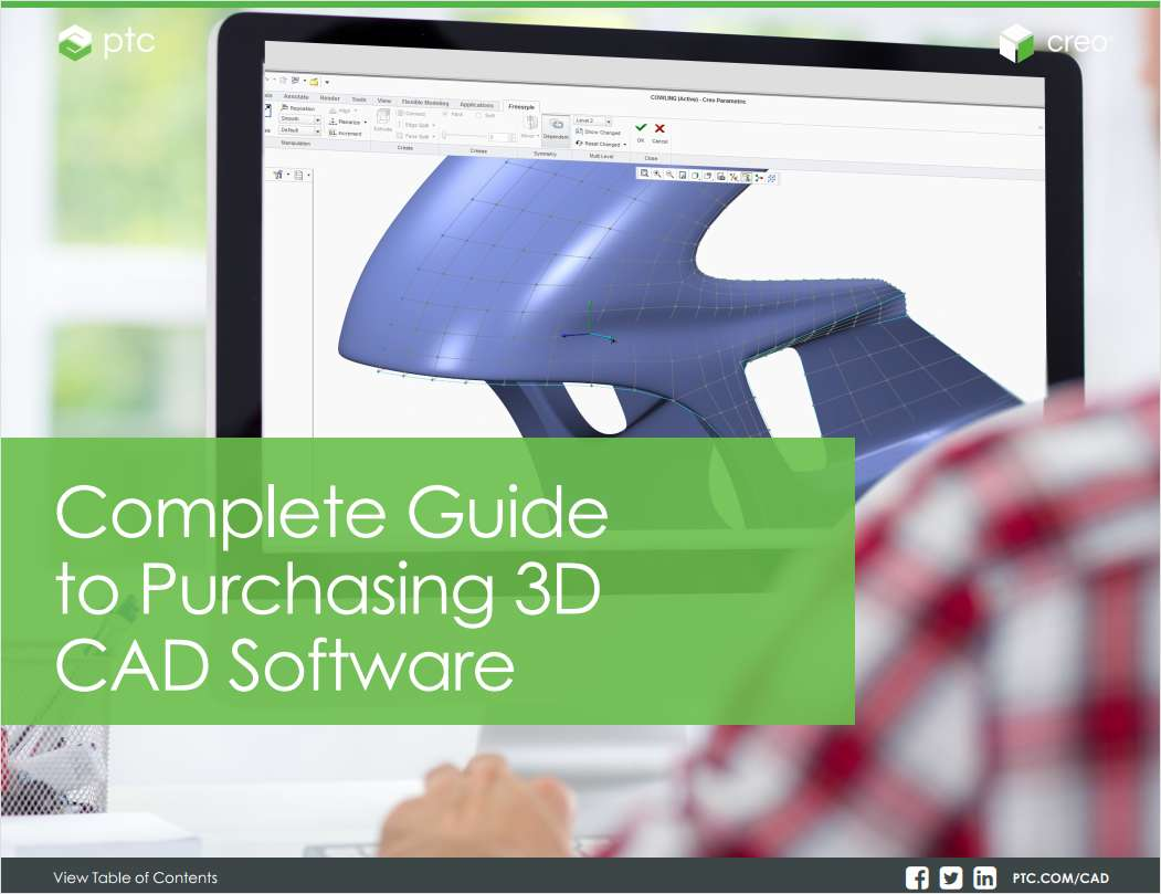 Complete Guide To Purchasing 3d Cad Software Free White Paper