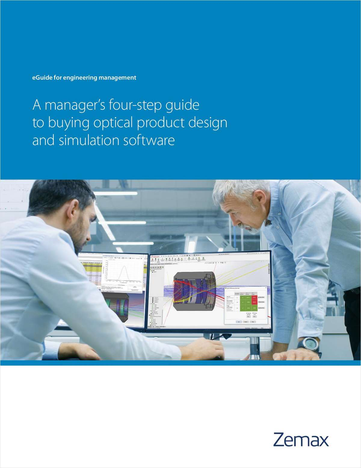 A Manager's Four-Step Guide to Buying Optical Product Design