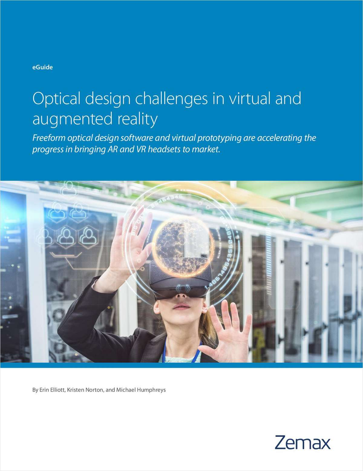 Optical Design Challenges in Virtual and Augmented Reality