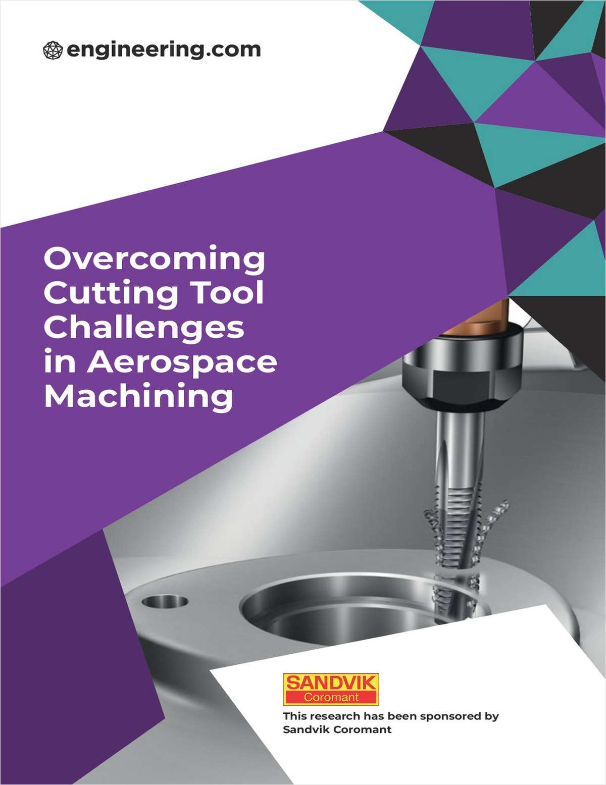 Overcoming Cutting Tool Challenges in Aerospace Machining