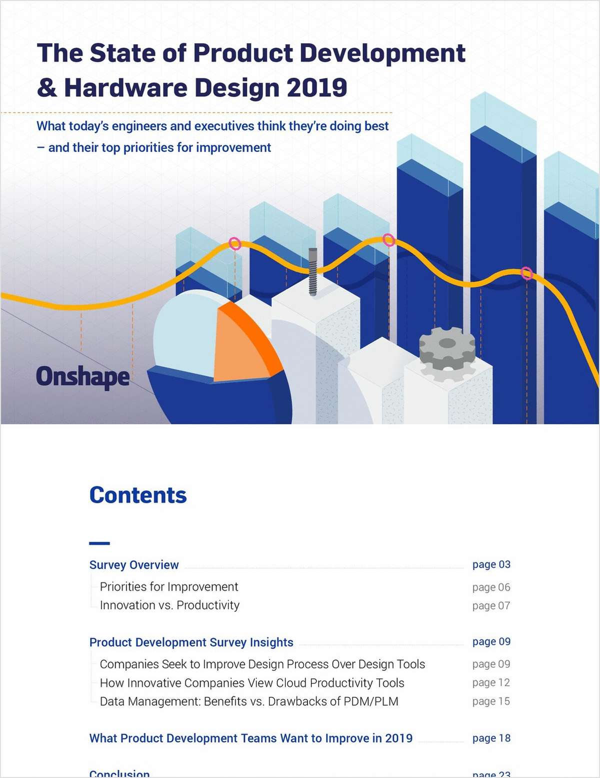 White Paper - The State of Product Development and Hardware Design 2019