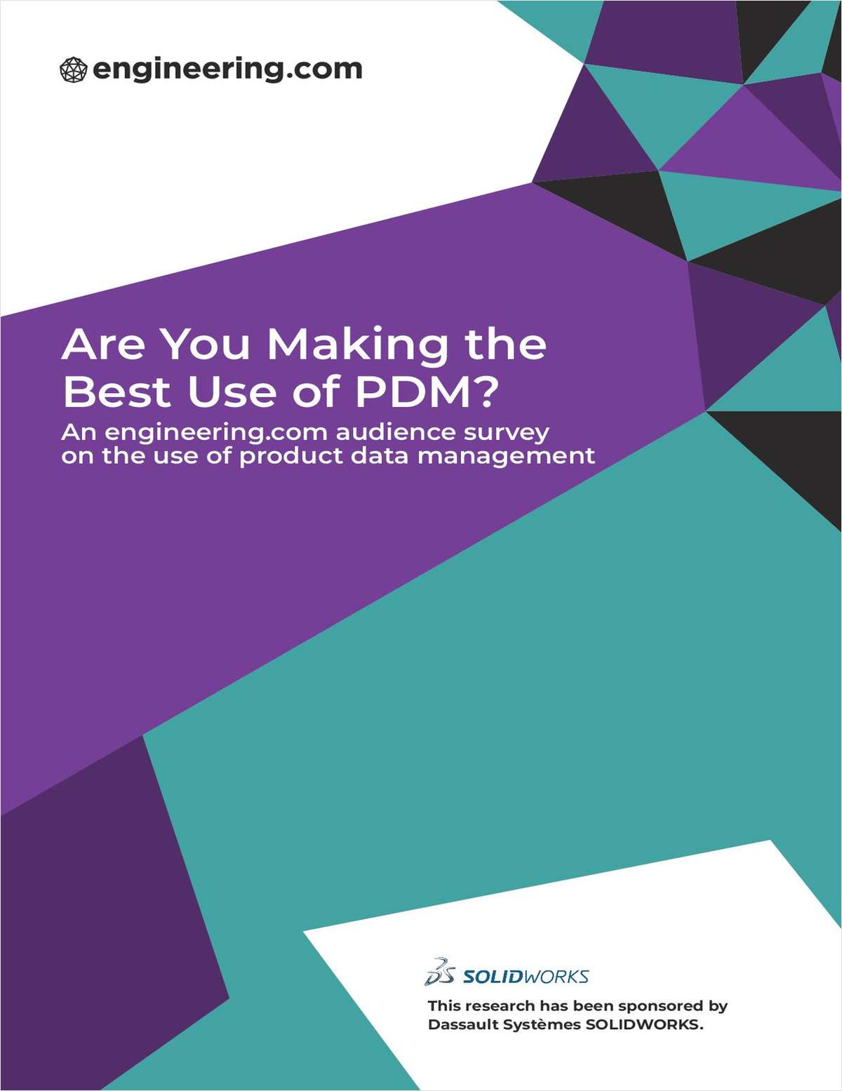 Research Report - Are You Making the Best Use of PDM?