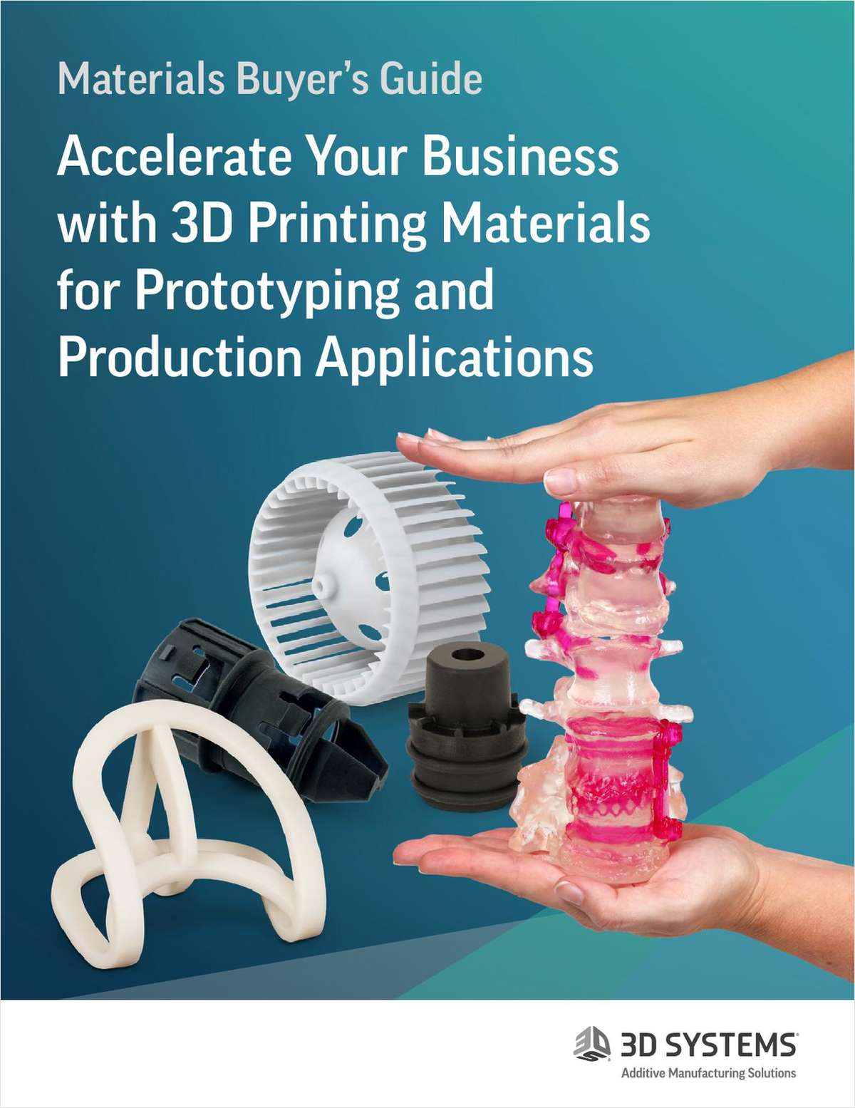 Accelerate Your Business with 3D Printing Materials for Prototyping and Production Applications