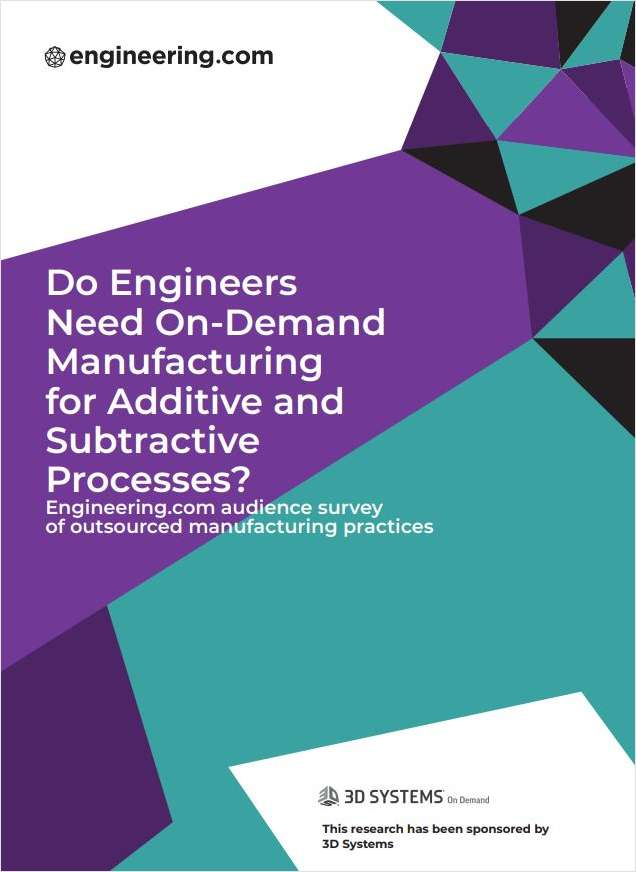 Do Engineers Need On-Demand Manufacturing for Additive and Subtractive Processes?