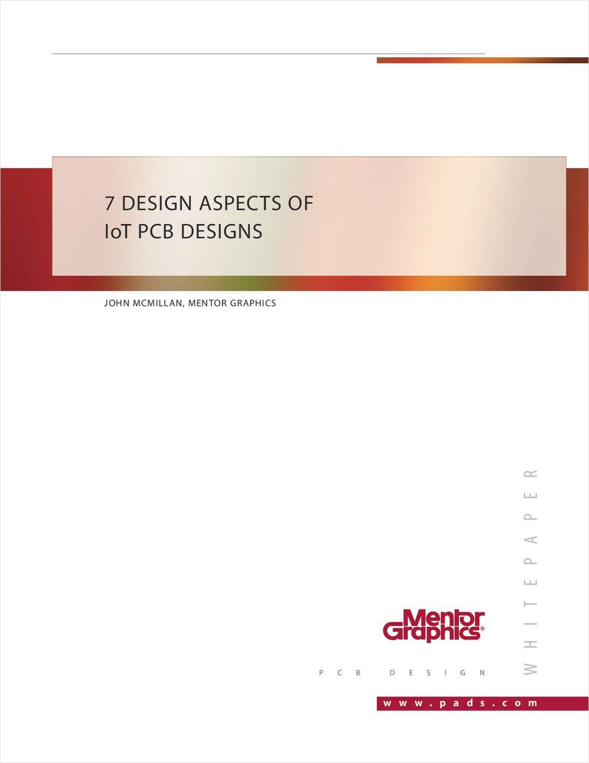 7 Key Design Aspects of IoT PCBs