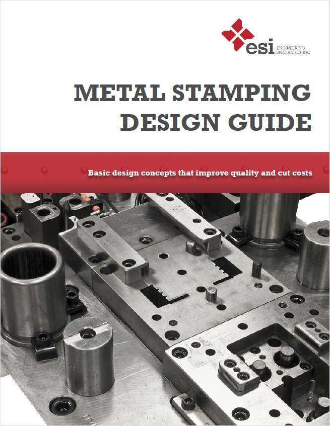 Metal Stamping Design Guide