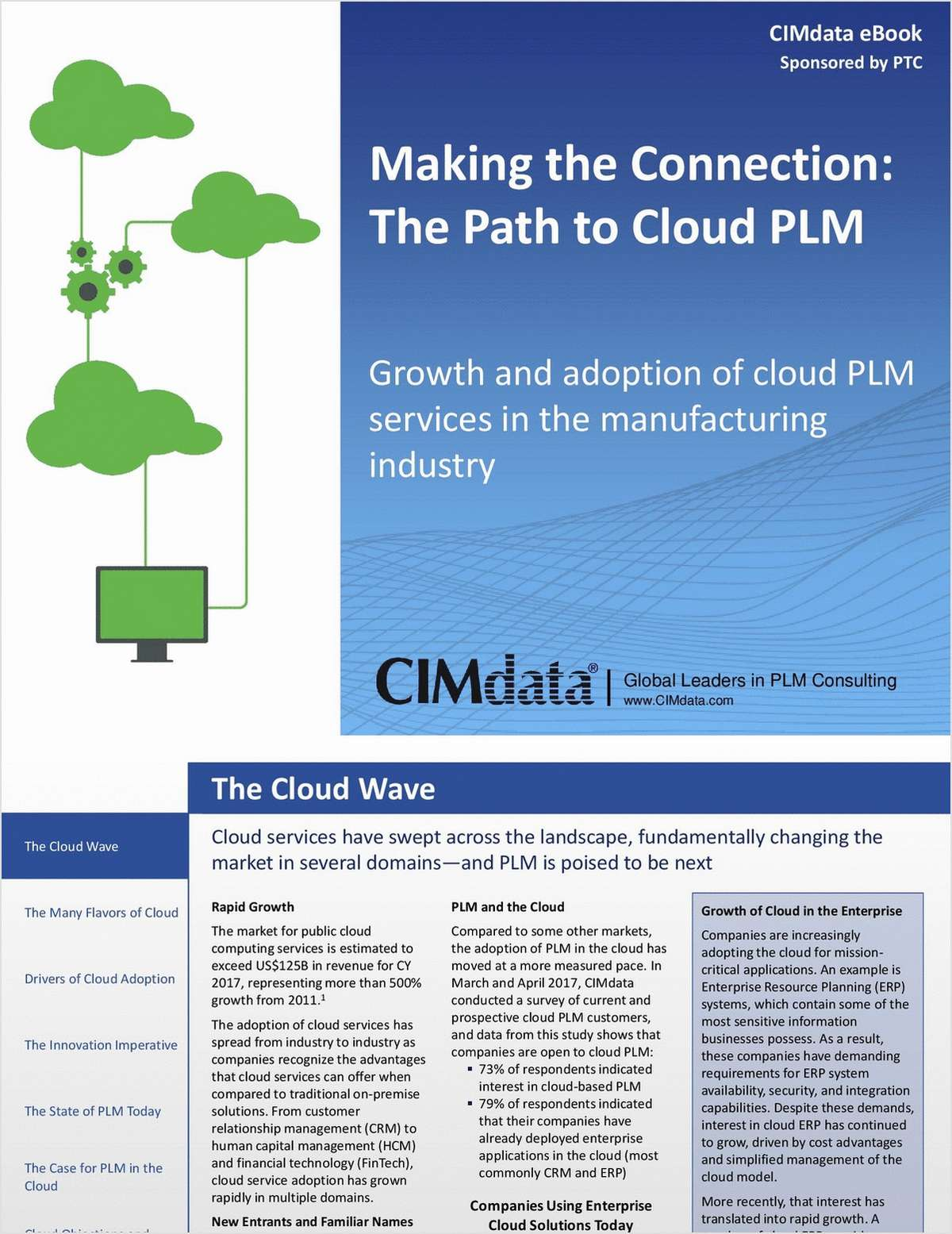 Making the Connection: The Path to Cloud PLM