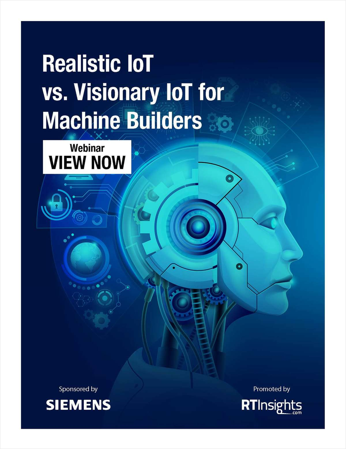 Realistic IoT vs. Visionary IoT for Machine Builders