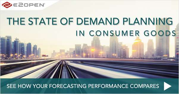 The State of Demand Planning Performance in Consumer Goods