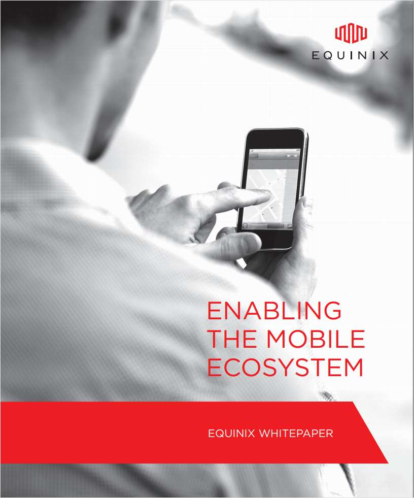 Enabling the Mobile Ecosystem