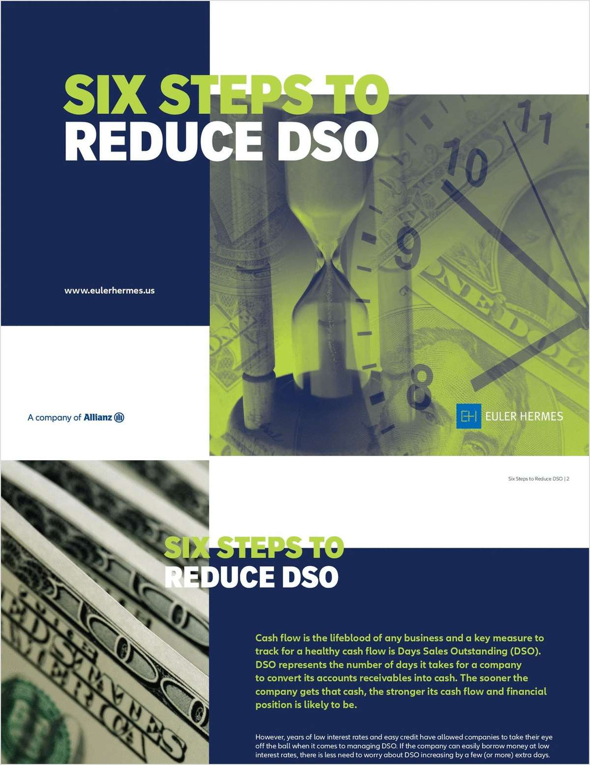 Six Steps to Reduce DSO