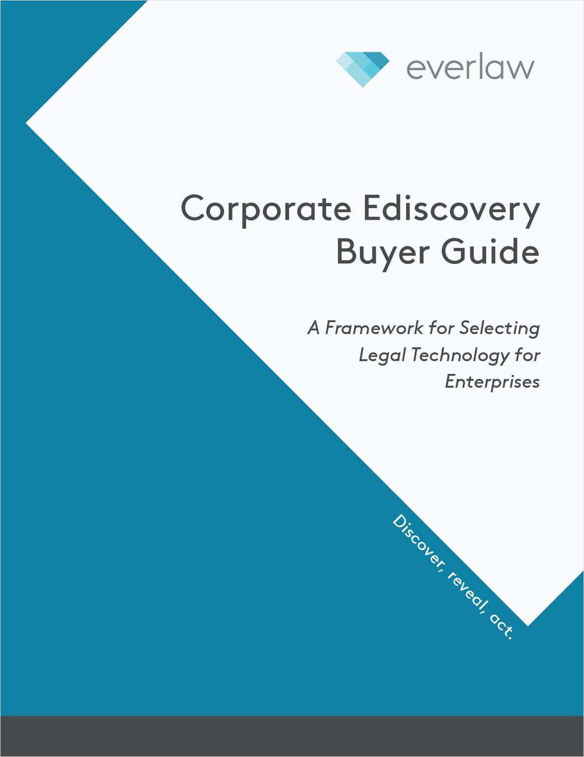2020 Corporate Ediscovery Buyer Guide