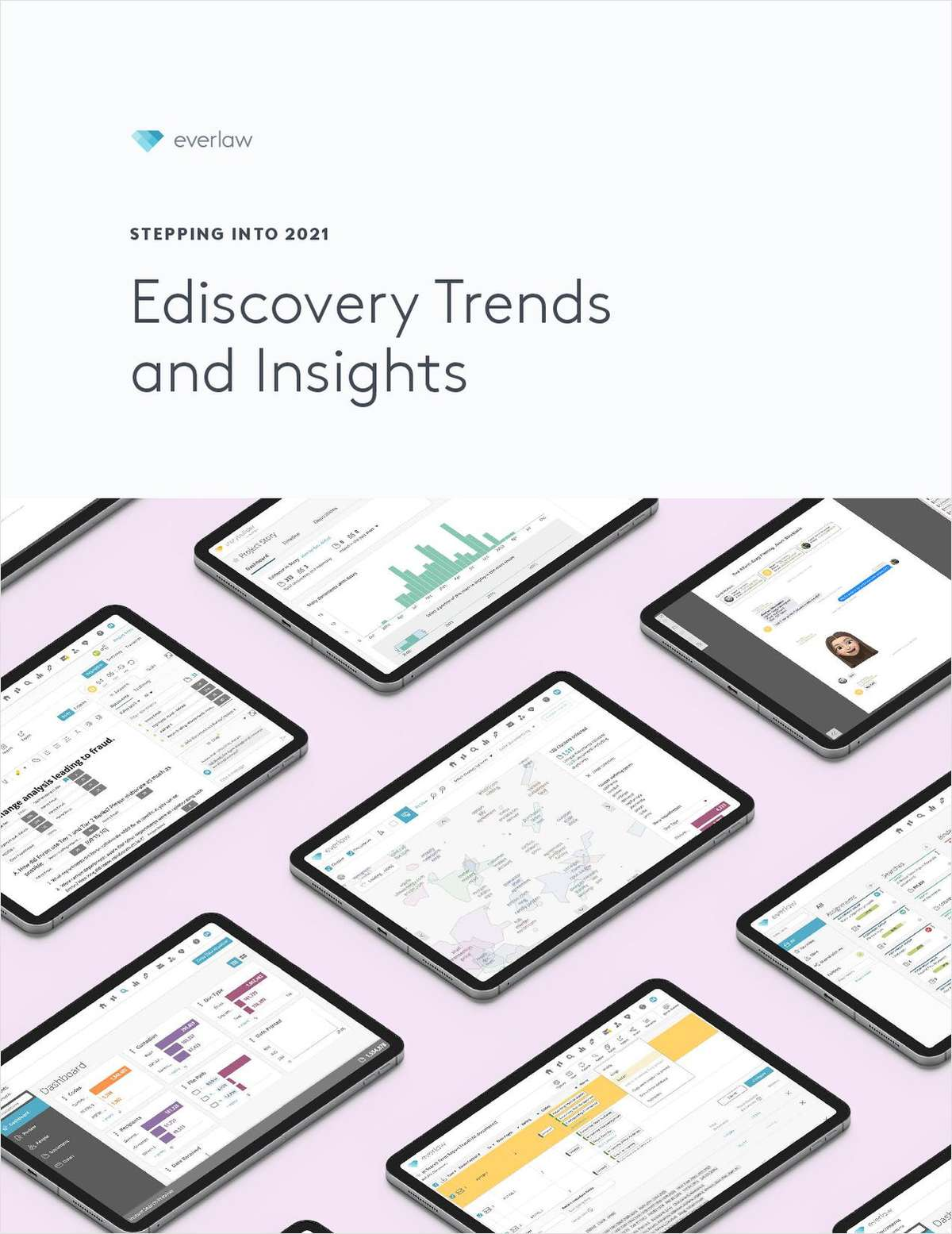 Stepping Into 2021: Ediscovery Trends and Insights