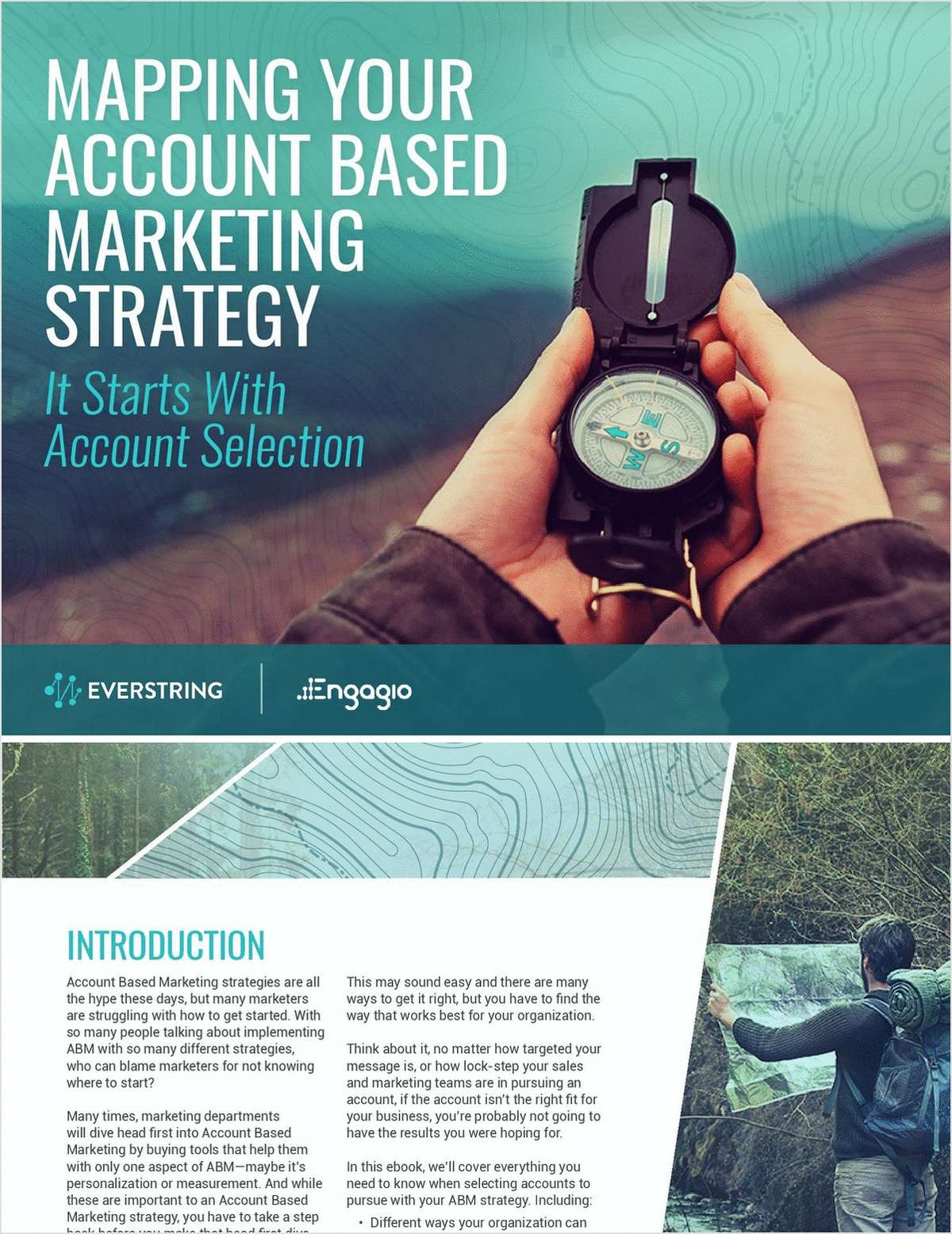 Mapping Your Account Based Marketing Strategy - It Starts With Account Selection