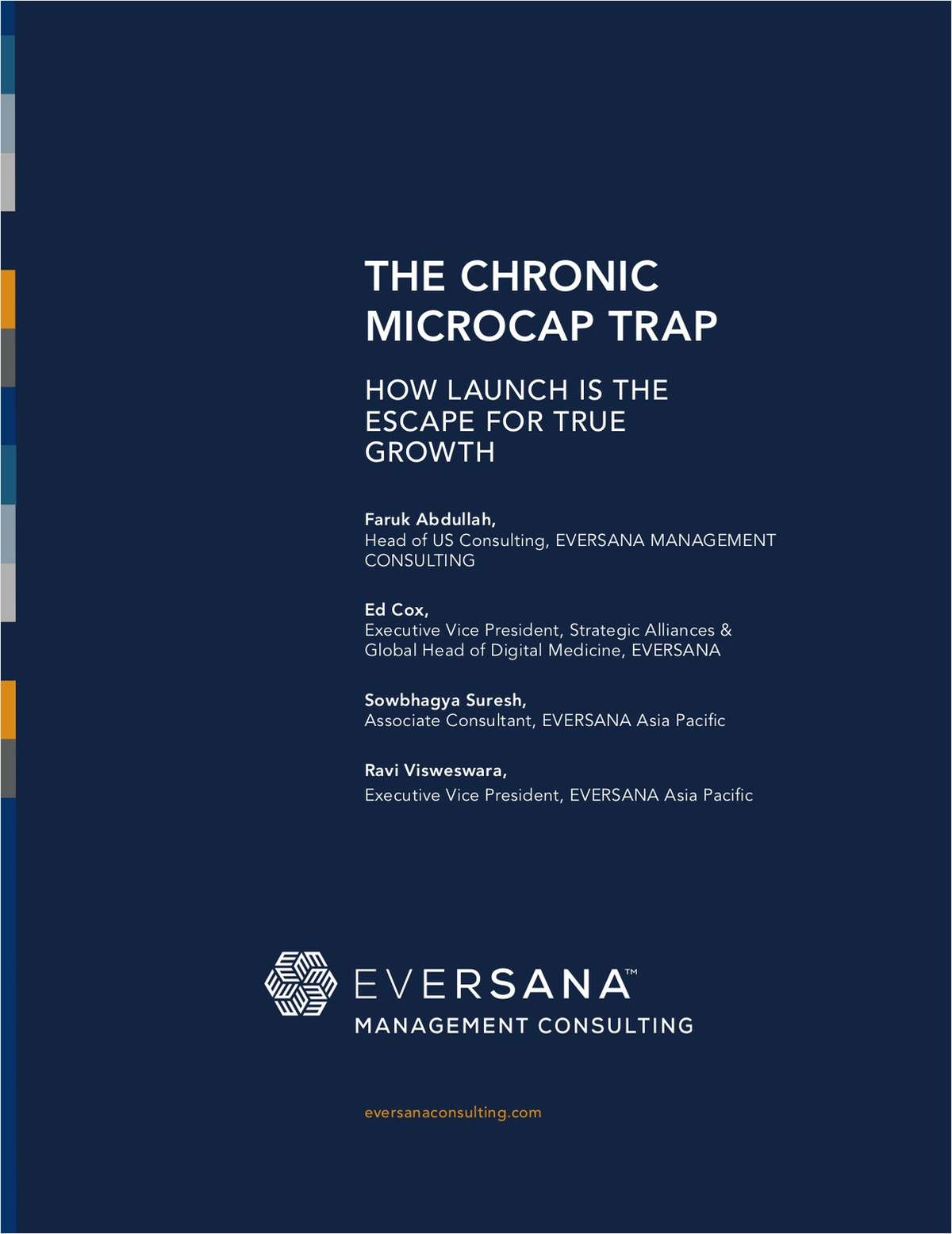 The Chronic Microcap Trap: How Launch Is the Escape for True Growth