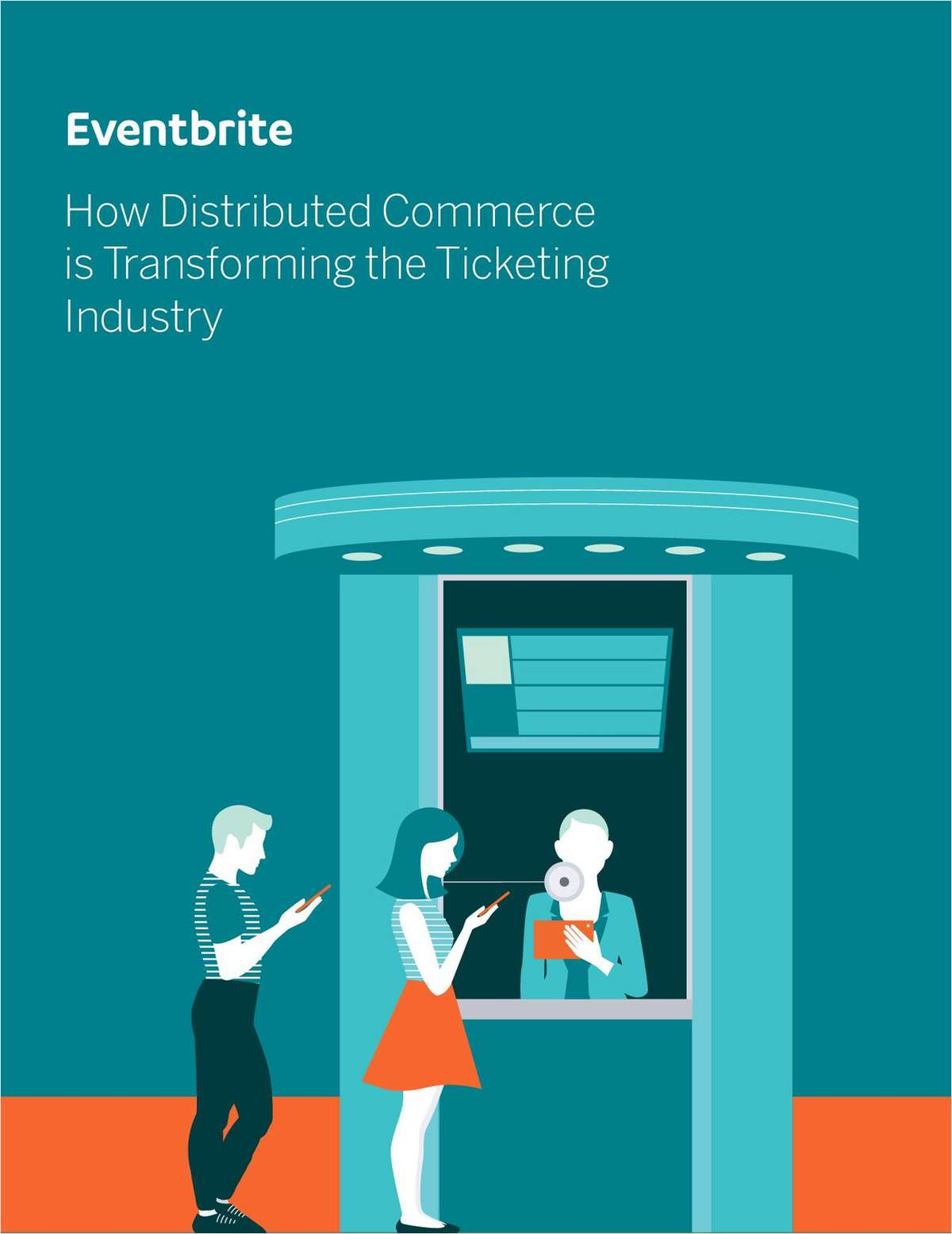 How Distributed Commerce is Transforming the Ticketing  Industry