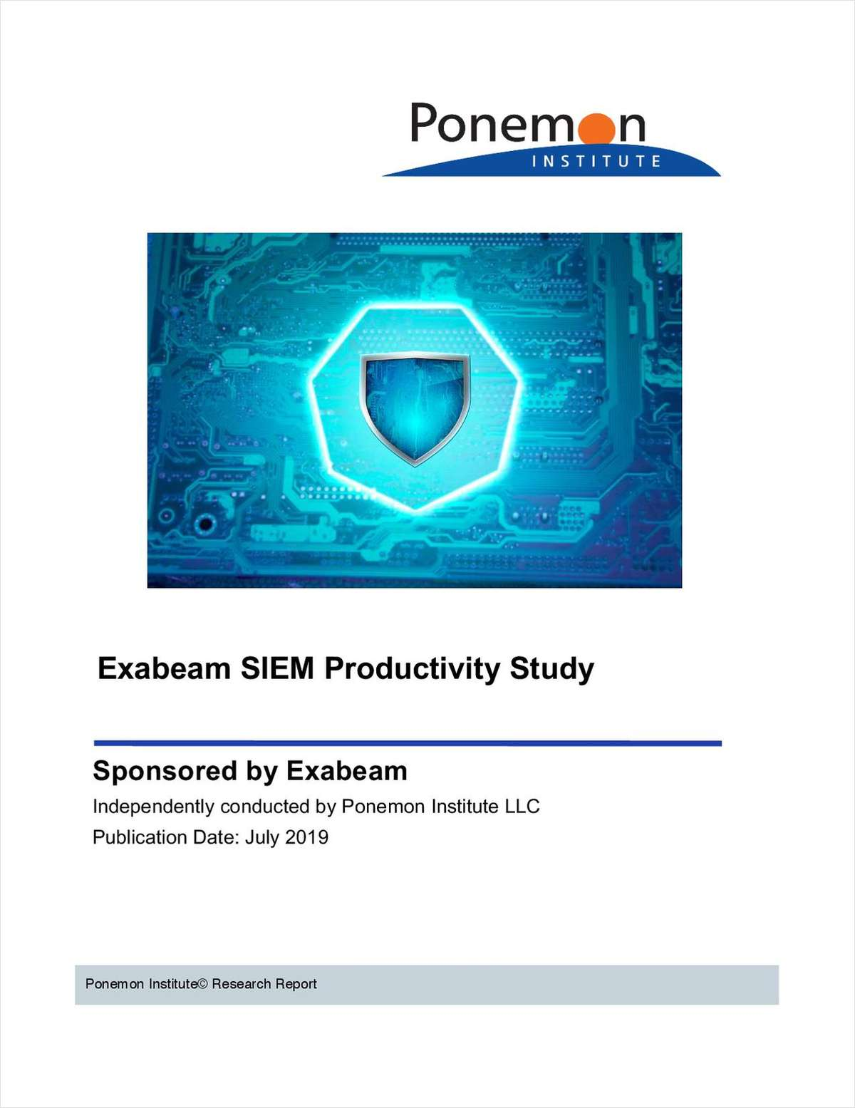SIEM Productivity Report