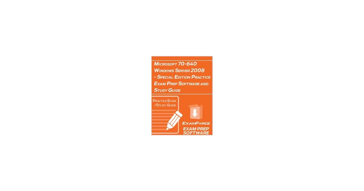 70-640 Microsoft Press Download