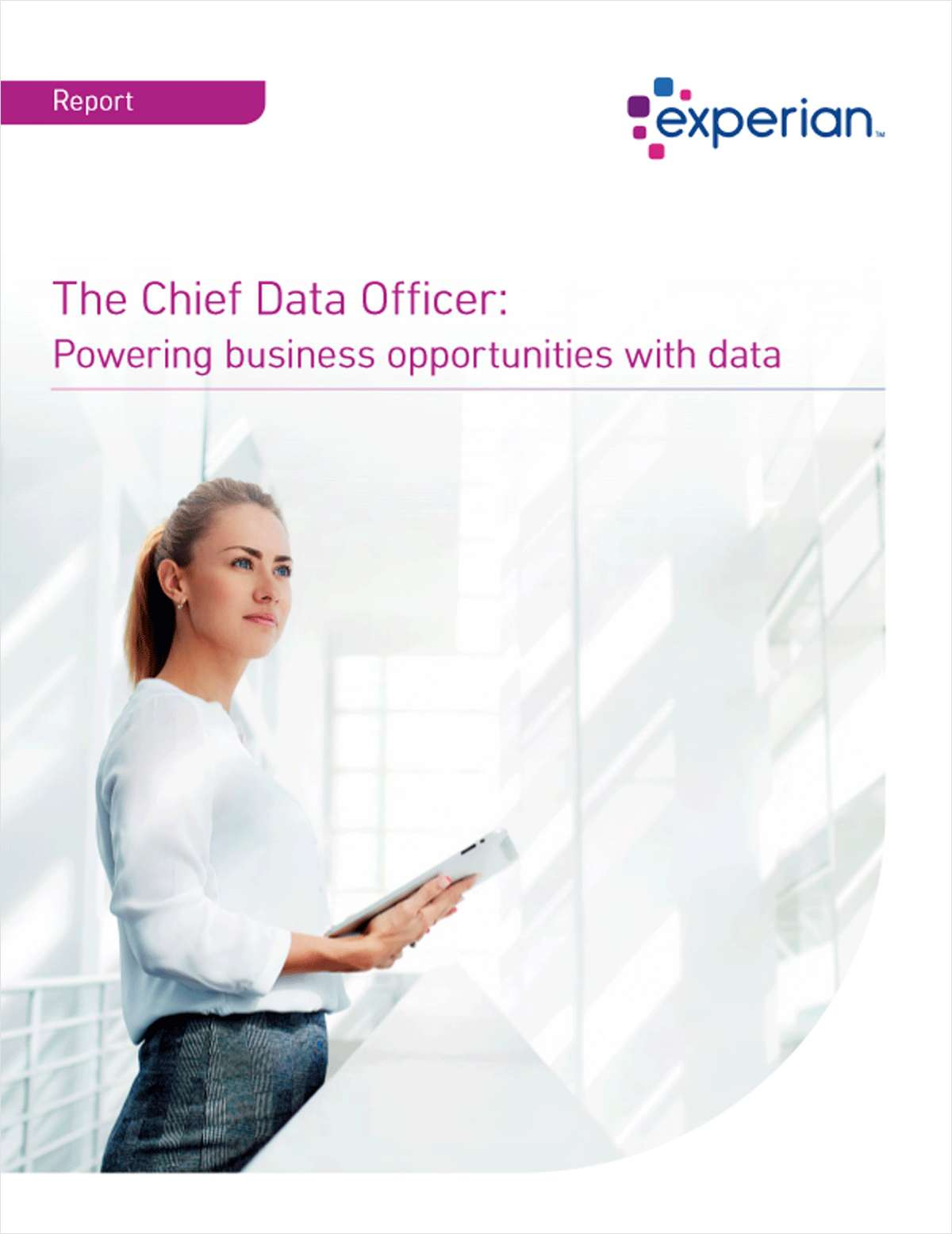 The Chief Data Officer: Powering business opportunities with data