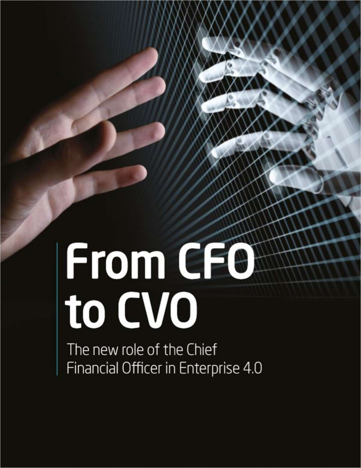 The New Role of the Chief Financial Officer in Enterprise 4.0