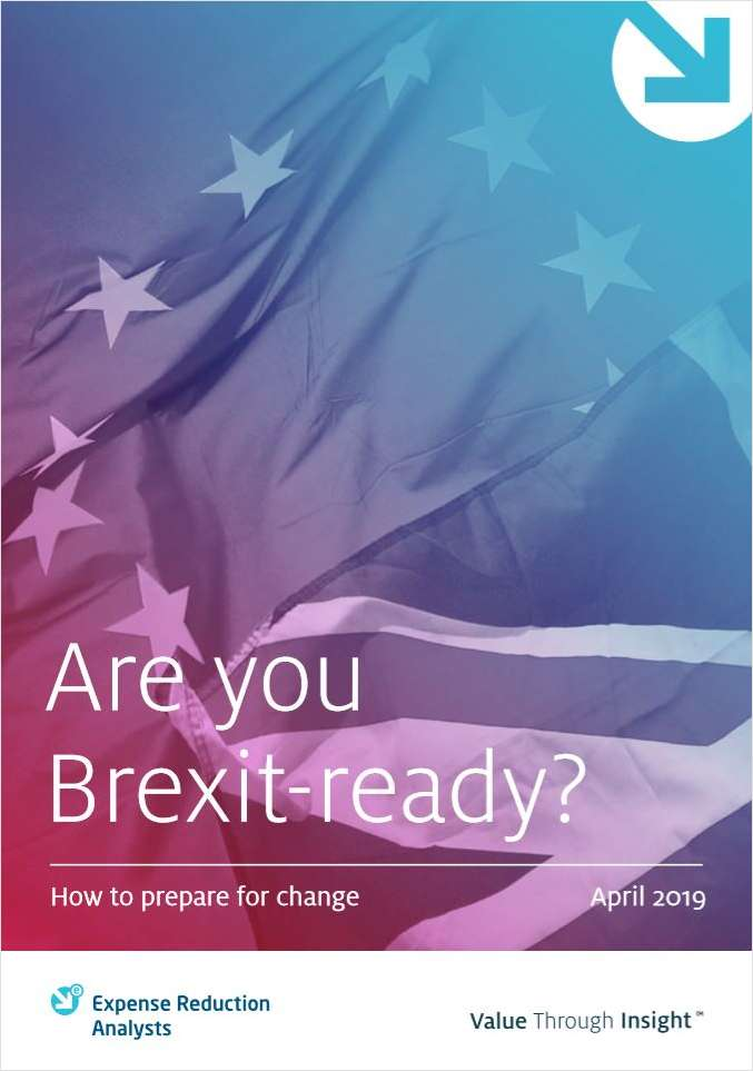 Are you Brexit Ready? How to Prepare for Change.