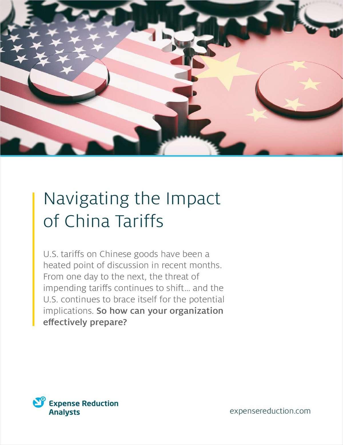 Navigating the Impact of China Tariffs