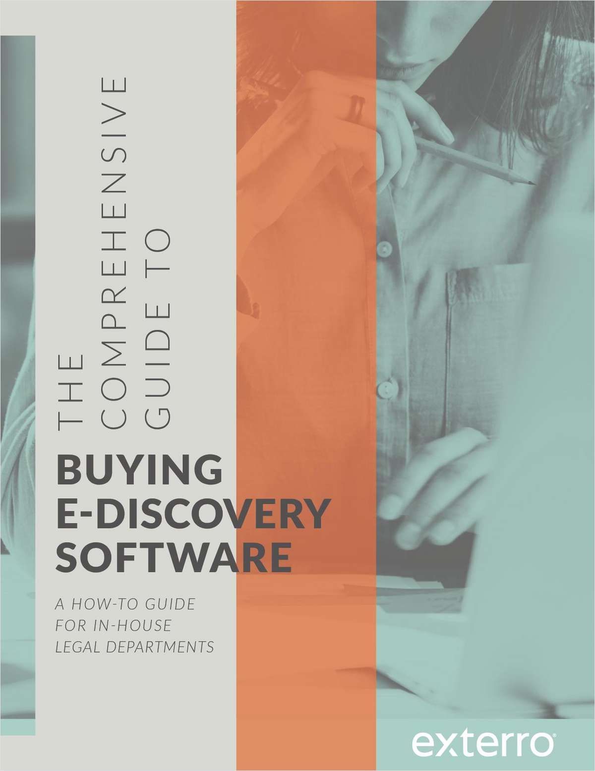 Not Your Traditional How-To Guide for Buying E-Discovery Software