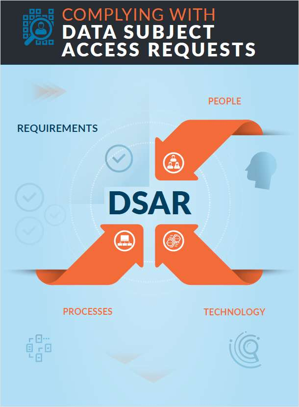 Complying with Data Subject Access Requests (DSAR)