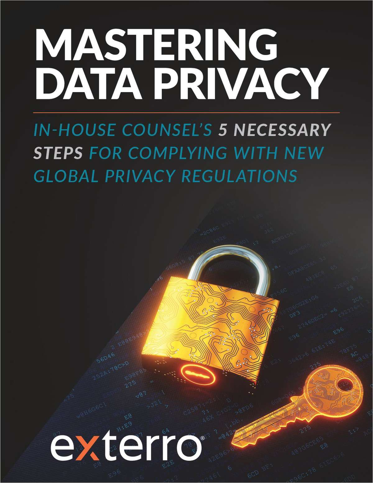 Mastering Data Privacy: 5 Steps for Complying with New Global Privacy Regulations