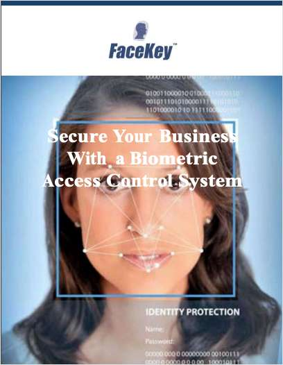 Secure Your Business With a Biometric Access Control System